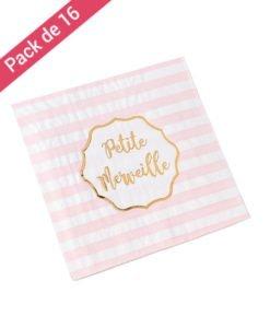 Serviettes Papier Petite Merveille