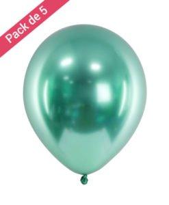 Ballon Vert Anodisé