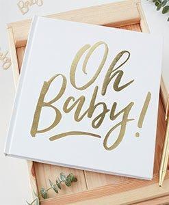 9 - Livre d'Or Baby Shower