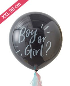 Ballon Gender Reveal Boy or Girl