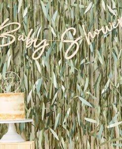 Banderole Baby Shower Bois