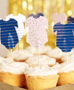 Pics Cupcake Gender Reveal