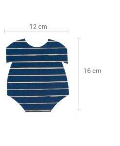 Serviettes Papier Gender Reveal Baby Shower