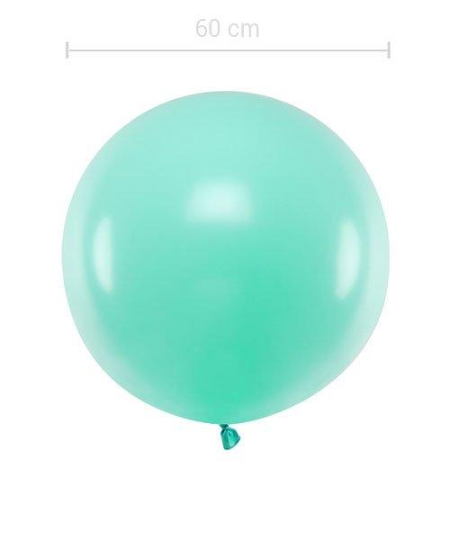 Ballon XL 60 cm Green Mint