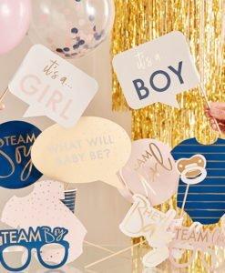 Photobooth Gender Reveal