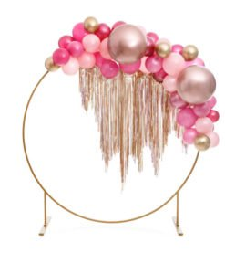 Ballon XL 60 cm Rose Gold Glossy