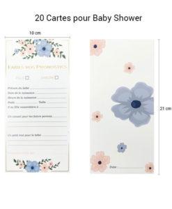 Cartes Pronostics Douceur