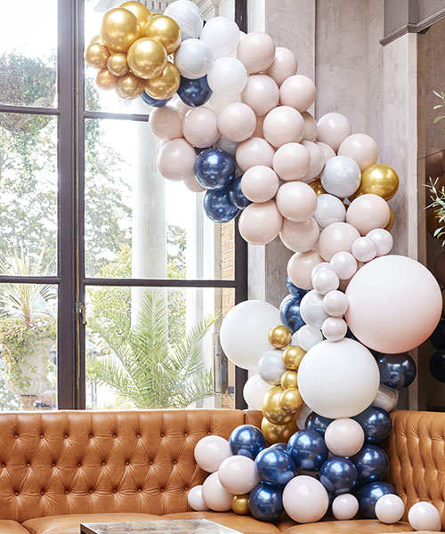 Arche Ballons Gender Reveal Baby Shower